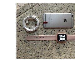 iPhone 6 32g  + oferta de cabo e smart watch.